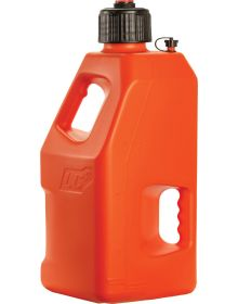 LC2 Utility Container 5-Gallon Fuel Gas Can Orange