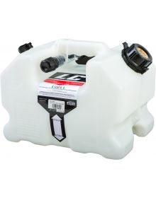 LCs Utility Container 2.5-Gallon Fuel Gas Can Whit