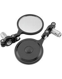 Emgo Barend Mirror Round Black