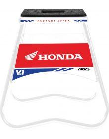 Factory Effex V1 Bike Stand Honda White