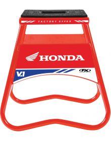 Factory Effex V1 Bike Stand Honda Red