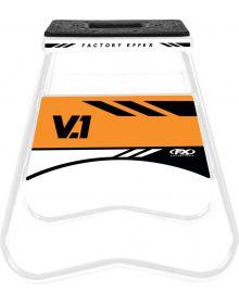 Factory Effex V1 Bike Stand KTM White