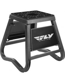 Fly Racing Bike Stand Black W/Folding Tool Trays