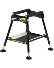 Unit Fit Race Adjustable Bike Stand Black