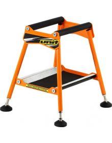 Unit Fit Race Adjustable Bike Stand Orange