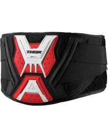 Thor Force Kidney Belt Black/Red/White