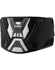 Thor Force Kidney Belt Black/Grey/White