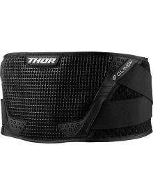 Thor Clinch Kidney Belt Black/White