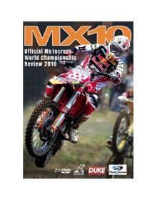 Video World Motocross Review 2010 DVD