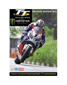 Video TT Isle of Man 2012 DVD
