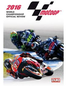 Moto GP 2016 DVD