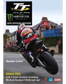 TT Isle Of Man 2016 DVD