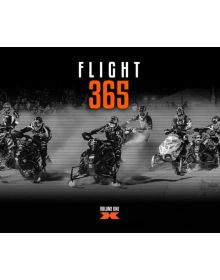 Sno-X 365 Flight 365 Volume 1 Book