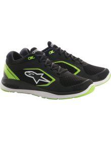 Alpinestars Alloy Casual Shoe Black/Green