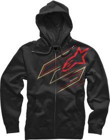 Alpinestars Hatfields Zip Sweatshirt Black