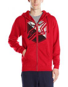 Alpinestars Disruption Zip up Sweatshirt Red
