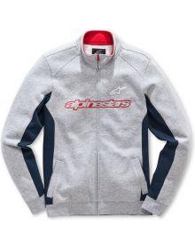 Alpinestars Curb Zip Sweatshirt Grey Heather
