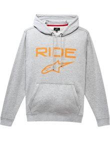 Alpinestars Ride 2.0 Pullover Sweatshirt Heather Gray/Orange