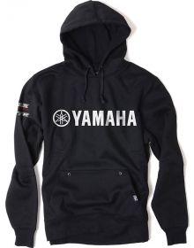 Factory Effex Yamaha Team Pullover Hoodie Sweatshirt Black
