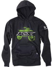 Factory Effex KX Pullover Hoodie Youth Sweatshirt Black