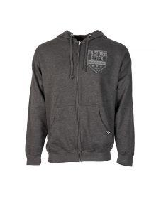 Factory Effex Shield zip-up Sweatshirt Black
