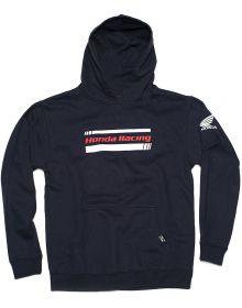 Factory Effex Honda Stripes Youth Pullover Sweatshirt Navy