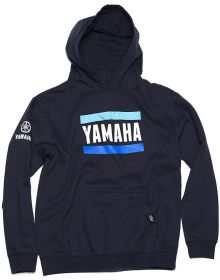 Factory Effex Yamaha Emblem Youth Pullover Sweatshirt Navy