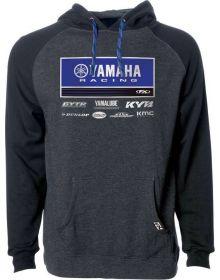 Factory Effex Yamaha 2021 Pullover Sweatshirt Charcoal/Black