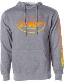 FMF Bustle Pullover Sweatshirt Grey Heather