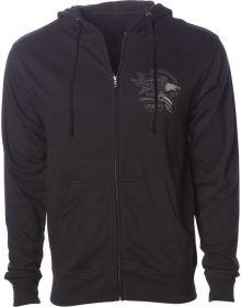 FMF Bellwhether Zip Sweatshirt Black