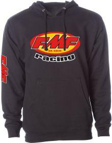 FMF Dirt Days Pullover Sweatshirt Black