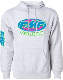 FMF Dirt Days Pullover Sweatshirt Grey Heather