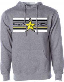 FMF Star Pullover Sweatshirt Gray