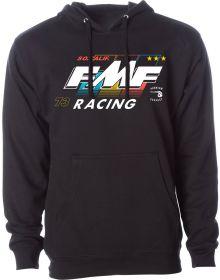FMF Retro Pullover Sweatshirt Black