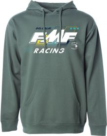 FMF Retro Pullover Sweatshirt Alpine Green