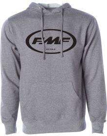 FMF Don 2 Pullover Sweatshirt Gunmetal Heather