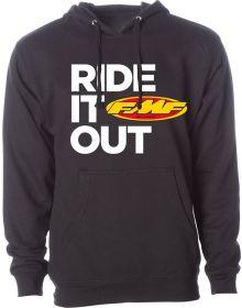 FMF Ride it Out Sweatshirt Black