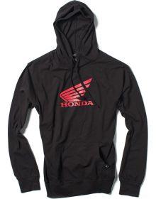 Factory FX Honda Wing Pullover Sweatshirt Black