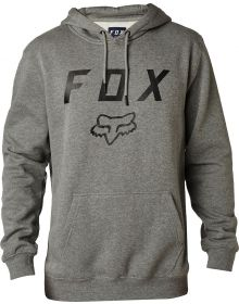 Fox Racing Legacy Moth Pullover Sweatshirt Heather Graphite