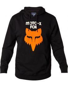 Fox Racing Legacy Heritage Pullover Sweatshirt Black
