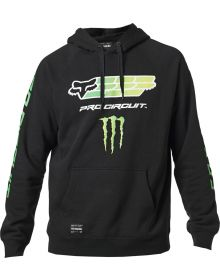 Fox Racing Monster/Pro Circuit PO Sweatshirt Black