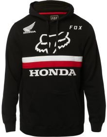 Fox Racing Honda Pullover Sweatshirt Black