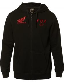 Fox Racing Honda Zip Sweatshirt Black