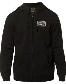 Fox Racing Procircuit Zip Sweatshirt Black