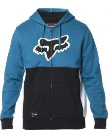 Fox Racing Rebound Sherpa Zip Sweatshirt Maui Blue