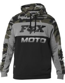 Fox Racing Charger Pullover Sweatshirt Camo