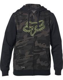 Fox Racing Destrakt Camo Zip Sweatshirt Camo