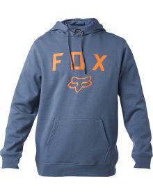 Fox Racing Legacy Moth Pullover Sweatshirt Blue Steel