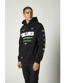 Fox Racing PC Pullover Sweatshirt Black