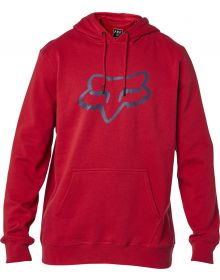 Fox Racing Legacy FoxHead Pullover Sweatshirt Chili